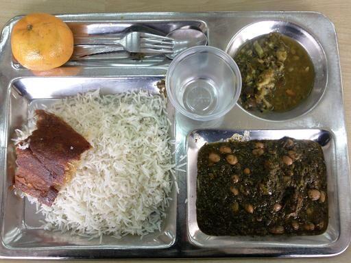 قیمت غذای دانشجویی در سال جدید